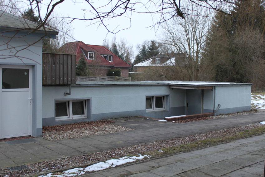 Bunker in oldenburg vii for Depot oldenburg